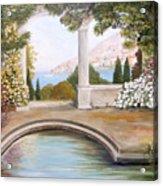 Naples Acrylic Print