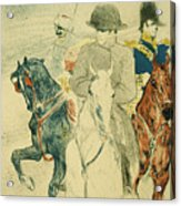 Napoleon Bonapart Acrylic Print