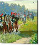 Napoleon Acrylic Print