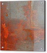 Naranja Acrylic Print