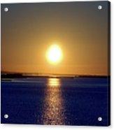 Narrow Bay V Acrylic Print
