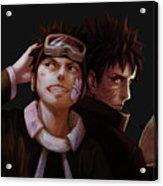 Naruto Acrylic Print