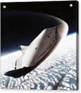 Nasa: Crew Return Vehicle Acrylic Print