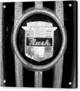 Nash Emblem Acrylic Print