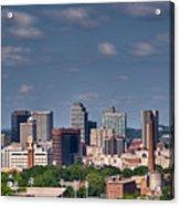 Nashville Skyline 1 Acrylic Print