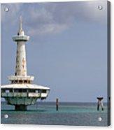 Nassau - Coral World Redux Acrylic Print