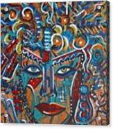 Nataliana Acrylic Print