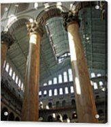 National Building Museum Acrylic Print