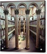 National Building Museum Interior Acrylic Print