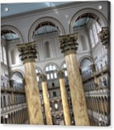 National Building Museum Vi Acrylic Print