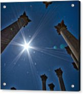 National Capitol Columns #2 Acrylic Print
