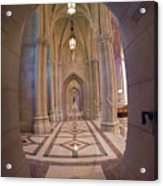 National Cathedral - 10 Acrylic Print