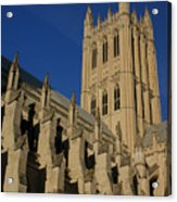National Cathedral 2 Acrylic Print