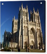 National Cathedral Acrylic Print