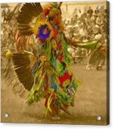 National Championship Pow Wow - Grand Prairie, Tx Acrylic Print
