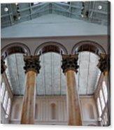 National Columns Acrylic Print