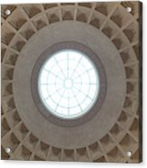 National Gallery Of Art Dome Acrylic Print