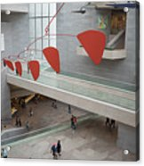 National Gallery Of Art - East Wing Acrylic Print