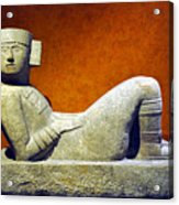 National Museum Of Anthropology 4 Acrylic Print