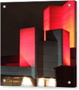 National Theatre London Acrylic Print