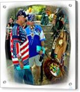 Native Intelligence Acrylic Print