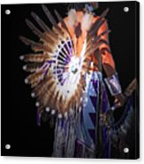 Native Spirit Acrylic Print