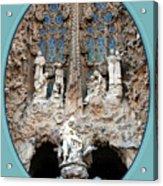Nativity Barcelona Acrylic Print