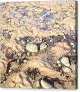 Natural Dishevelment On The Beach, Ireland Acrylic Print