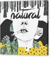 Natural Acrylic Print