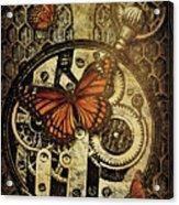 Like Clockwork Acrylic Print