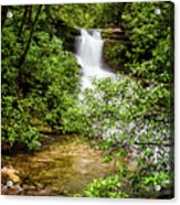 Nature At Her Most Beautiful Acrylic Print