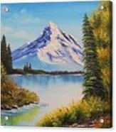 Nature Landscape Acrylic Print