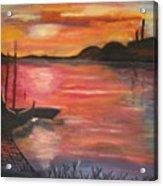 Natures Glory Acrylic Print
