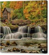 Natures True Colors  Acrylic Print