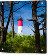 Nauset Lighthouse Acrylic Print