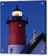Nauset Lighthouse Night Acrylic Print