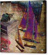 Nautica-iii Acrylic Print