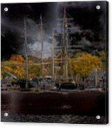 Nautical-7-a Acrylic Print