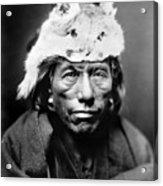 Navajo Man, C1905 Acrylic Print