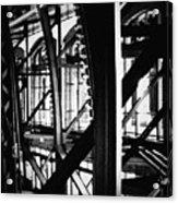 Navy Pier Grand Ballroom Acrylic Print