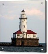 Navy Pier Lighthouse 2 Acrylic Print