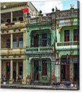 Nazdarovie Hotel Acrylic Print