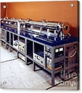 Nbs-6, Atomic Clock Acrylic Print
