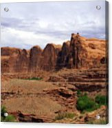 Near Moab 4 Acrylic Print