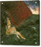 Near Wall I Acrylic Print