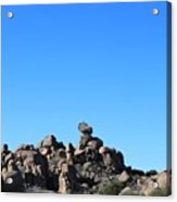 Near Wickenburg, Az Acrylic Print
