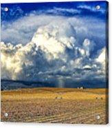 Nebraska Thunderhead Acrylic Print