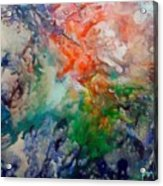 Nebula Algol Acrylic Print