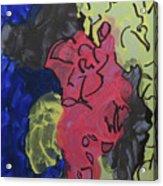 Nebulae 1 Acrylic Print