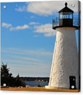 Neds Point Light Acrylic Print